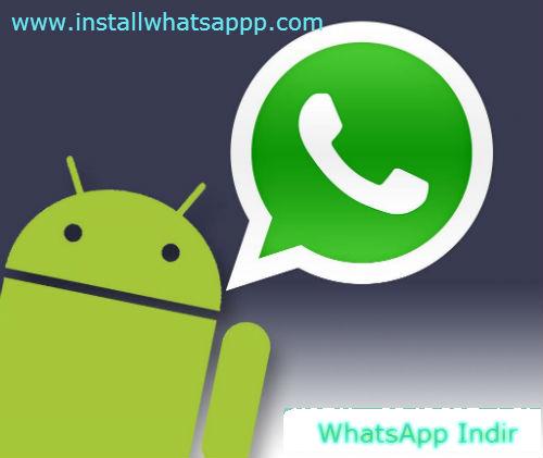 whatsapp indir here