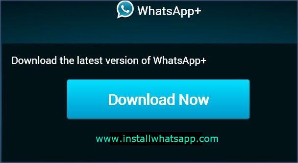 whatsapp plus latest version